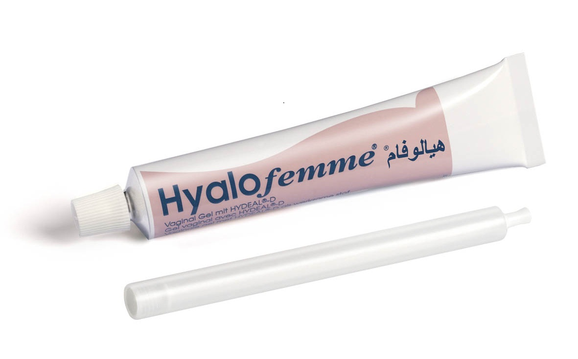 Hyalofemme Vaginal Gel Against Dryness Itching -8510